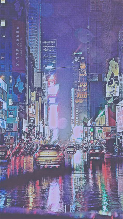 wallpaper android new york vintage new york city rain android wallpaper free download
