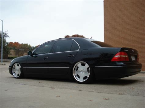 slammed lexus ls430 slammed ls430 anyone have pics club lexus forums