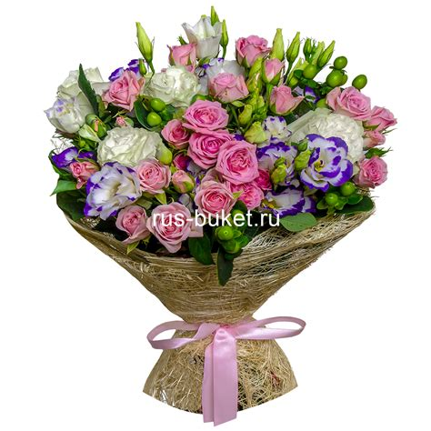 Buy Bouquet by Buy A Bouquet Of Flowers Engagement Bouquet In Moscow