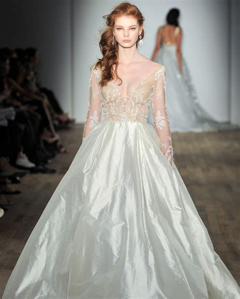 Pretty Wedding Dresses With Sleeves by 46 Pretty Wedding Dresses With Pockets Martha Stewart