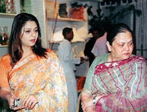 actor actress parents nagma family photos celebrity family wiki