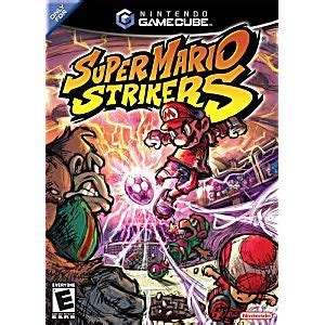 super mario strikers gamecube game