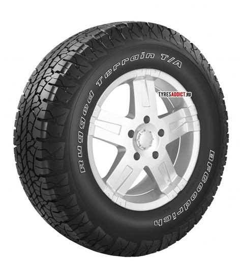 goodrich rugged terrain bf goodrich rugged terrain t a характеристики шины отзывы сравнение цен на шины в магазинах