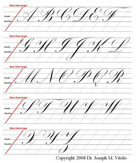 the of lettering how to lessons practice for modern calligraphy books copperplate guidelines danis calligraphy