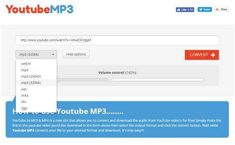 tutorial youtube mp3 converter youtubemp3 to quick tutorial and review convert youtube to