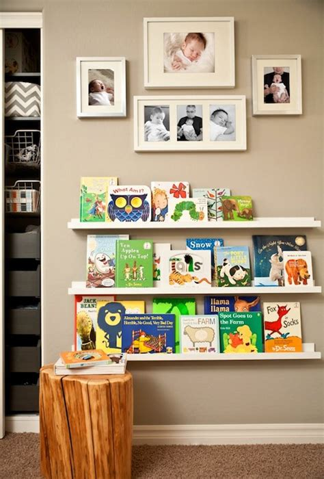 ikea ribba picture ledge transitional nursery j and