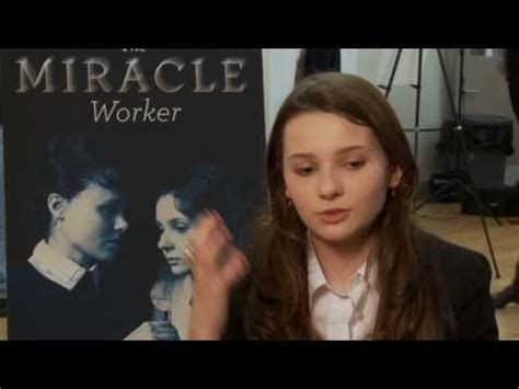 How Can I The Miracle Worker The Miracle Worker Meet The