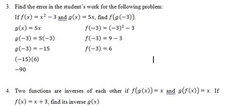 Composition Of Inverse Functions Worksheet all worksheets 187 inverse operations worksheets printable