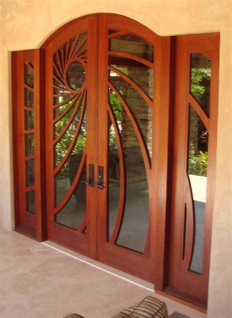 front door sled designs teak door design the advantages and maintenance tips homescorner