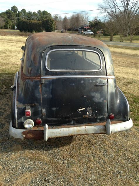 1950 Buick Sedanette For Sale by 1950 Chevrolet Econo Hearse Sedanette For Sale