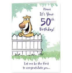 50s birthday card 50th birthday card messages wishes sayings and poems what