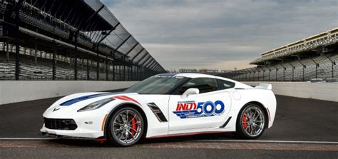 corvette grand sport  pace indy  gm authority