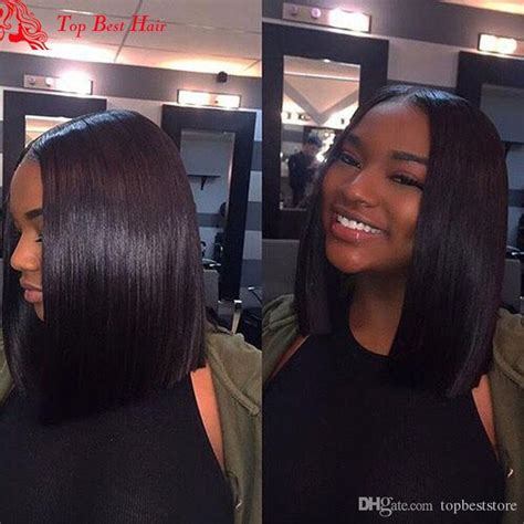 african american bob with part in middle 25 best ideas about middle part weave on pinterest