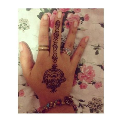 hand of hamsa henna tattoo 61 best images about on