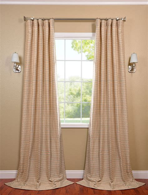 beige and gray curtains beige and grey casual cotton curtain contemporary