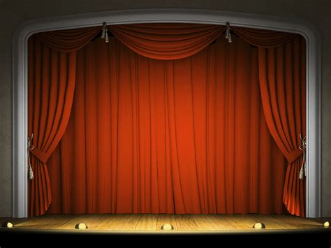 curtain theater curtain theatre