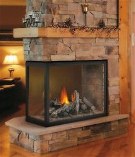 1000 images about fireplaces on 3 sided