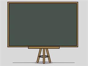 Chalkboard Presentation PPT Backgrounds   3D, Border