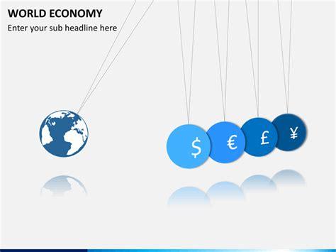 World Economy Powerpoint Template Sketchbubble Economics Ppt Templates Free