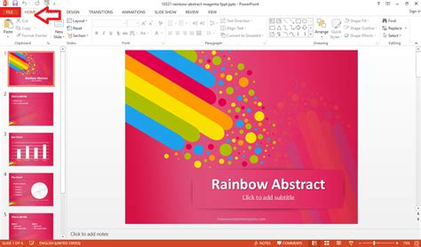 How To Recover An Unsaved Presentation In Powerpoint 2013 Powerpoint 2013 Templates Free