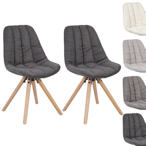 esszimmerstühle mit lehne 2 x esszimmerst 252 hle leinen esszimmerstuhl mit lehne stuhl
