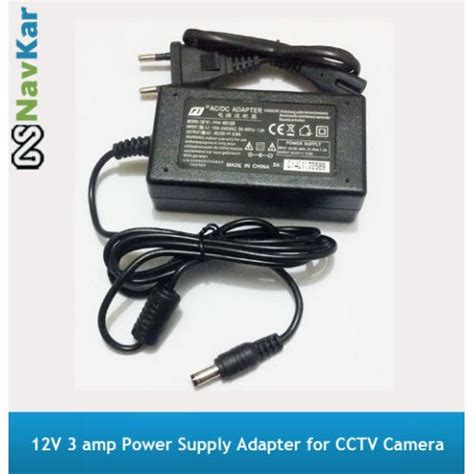Adaptor 12 Volt 3 Ere 12 volt 3 charger power adaptor ac input 100 240v dc