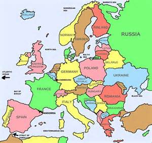 Map Of Europe Countries by Humanities 8 Early Middle Ages Unit