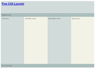 css layout reddit css layout 160 free css layouts free css