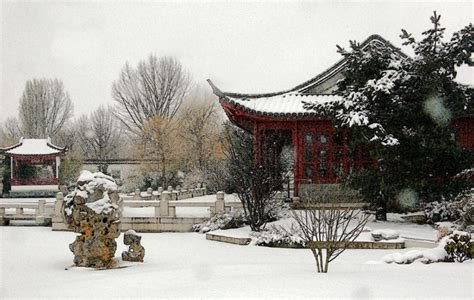 china garden winter 50 stunning photographs of china snaps
