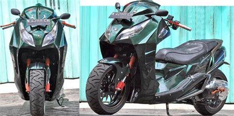 2010 Yamaha Mio Mio Sportt motor sport edition modifikasi yamaha mio soul 2008 big