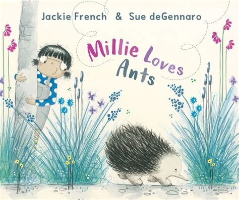 why do i millie books millie ants collins australia