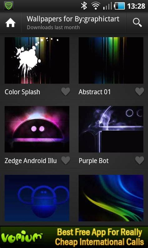 zedge ringtones for android free zedge ringtones wallpapers free android app android freeware