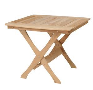 cypress folding table herron s amish furniture