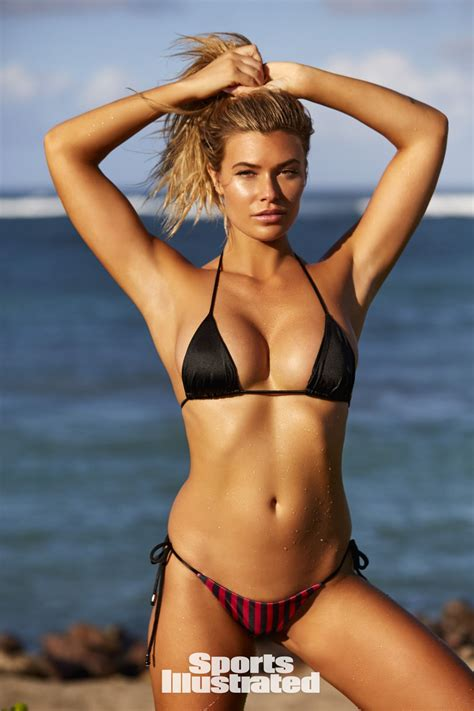sports illustrated swimsuit 2018 samantha hoopes sports illustrated swimsuit issue 2018 celebzz