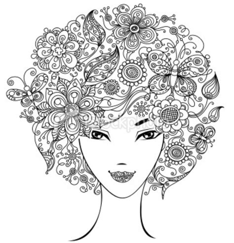 printable zentangle flowers flower art pinterest