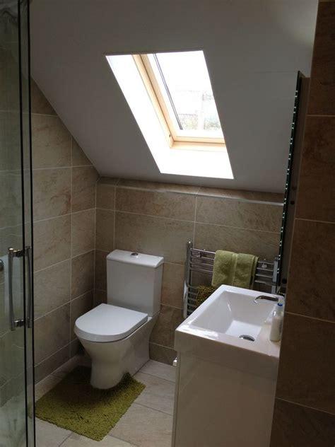 loft conversion bathroom  helmanis howell roman showers