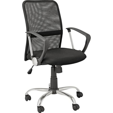 black swivel chair argos buy mesh gas lift mid back adjustable office chair black