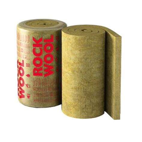 Rockwool Roll thermal insulation insulation rockwool mata