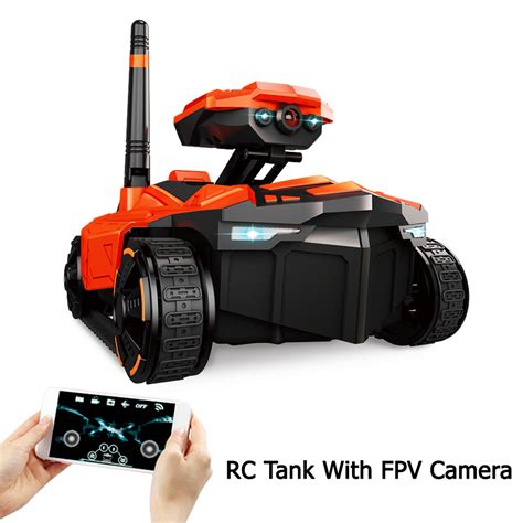 rc boats with camera rc tank with hd camera attop yd 211 wifi fpv 0 3mp camera
