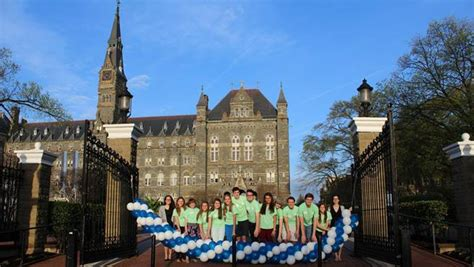 Georgetown Executive Mba by Georgetown Admissions Ambassador Program Gaap