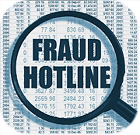 City Of Springfield Finance Dept Report Fraud