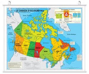 map of canada en francais carte canada tour du monde en images jump voyage