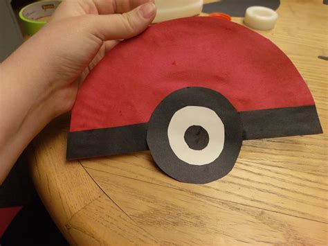 How To Make A Pokeball Out Of Paper - gotta catch em all make your own pok 233 bookmans