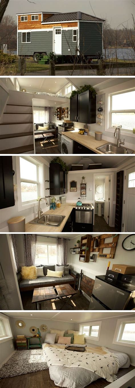 impressive tiny house built for under 30k fits family of 698 best architecture images on pinterest homes cottage