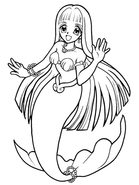 mermaid coloring pages n 29 coloring pages of mermaid