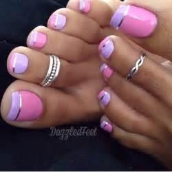 20 adorable easy toe nail designs 2017 pretty simple