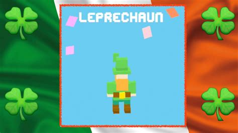 new mystery charatcters for crossy road uk unlock leprechaun crossy road new mystery secret