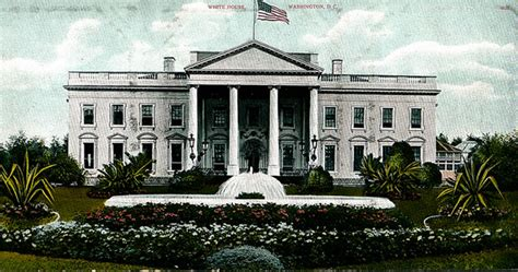 Can You Visit The White House With A Criminal Record Jefferson Designed The White House Home Design And Style