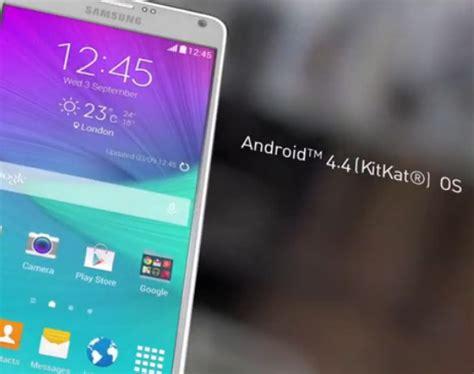 Hp Samsung Android Kitkat fakta menarik hp android kitkat