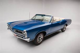 1966 Pontiac Gto Convertible 1966 Pontiac Gto Convertible 195974